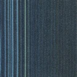Polypropylene Blue Carpet Tiles - Coastline 8, Thickness: 3 mm