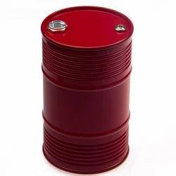Red Steel Storage Drum, Capacity: 50-100 litres