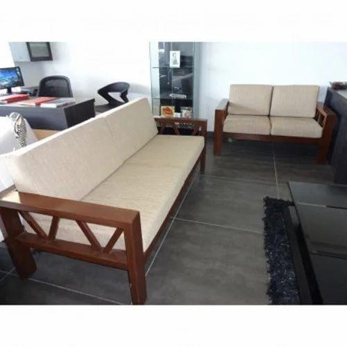 Three Plus Two Woodland Sofa Set At Rs 45000 Set Baner Pune