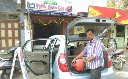 Service Provider of CNG Cylinder Re-Testing & CNG Gas Kit