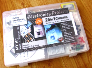 My kit make it yourself project kit at rs 799 piece educational my kit make it yourself project kit solutioingenieria Image collections