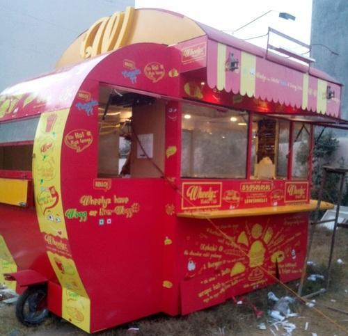 0aed25638f Restaurant on Wheels at Rs 335000  per unit onwards