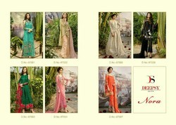 Pakistani Georgett Salwar Suits