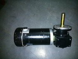 PMDC Motor With Gear