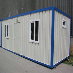 Portable Office for Construction Industries