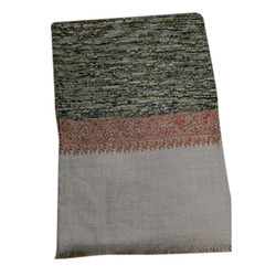 Pashmina Towel Border Embroidery Scarves