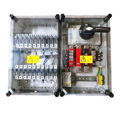 Solar Combiner Box Suppliers Amp Manufacturers In India