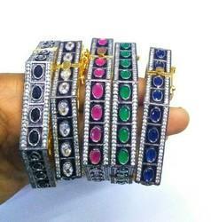 oxidized bangle