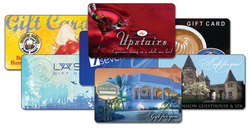 Multicolor Rectangle, Square Gift Cards