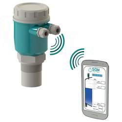 Ultrasonic Level Transmitter with Bluetooth