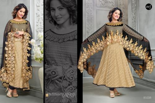 5b2caa6e029 Georgette Embroidered Designer Ladies Dresses