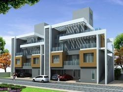 Twin Bungalow Designing Services, Service Location : India