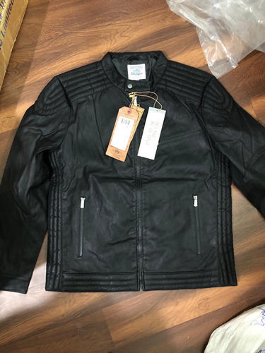 Leather Mens Branded Jackets