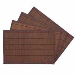 Brown Bamboo Placemat