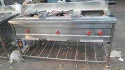 3 Burner Gas Rang