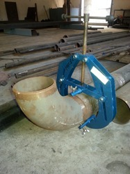 Quick Fitup Pipe Clamp