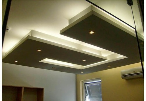 Aluminum Alloy False Ceiling Work Services