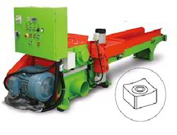Wood Crusher (Belt Infeed Type)