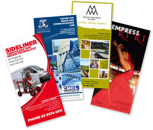 flyers designing service printing services in dwarka new delhi
