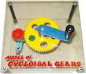 Cyclodial Gear Model