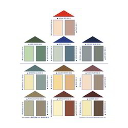 Asian Paints Colour Chart Exterior Wall Pdf Home Painting