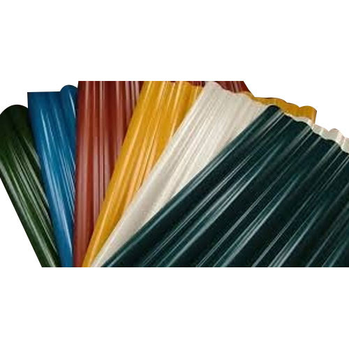 Coated Profile Sheet