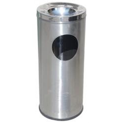 Steel Ash Can Bin