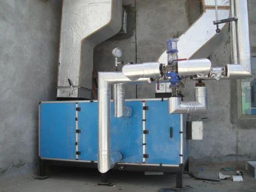 Double Skin Air Handling Unit Manufacturer From Navi Mumbai