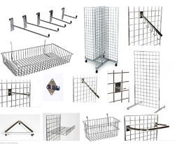 Wall Grid Panel Accessories