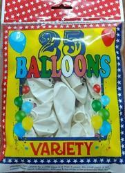 Variety Animal Balloon Pack Up 25