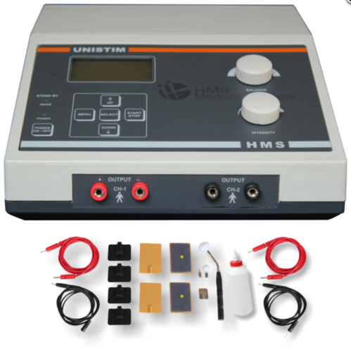 Combo Therapy Unit Of Medium And Low Frequency Current