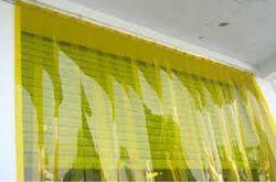 Flexible Transparent PVC Strip