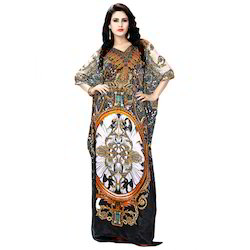 Multi Color Kaftan