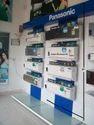 Electronics Display Rack