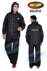 S2 Reversible Rain Suit