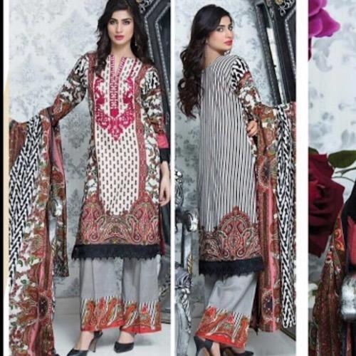 206c8afb0f 2 suits - 100% Pure Lawn Suits Wholesaler from Hyderabad