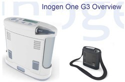 Inogen One Portable Oxygen Concentrate