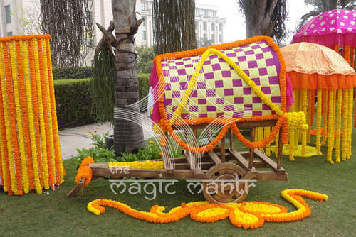 Decoration service party organizer service service provider from wedding doli decoration service junglespirit Images
