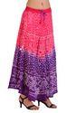 Rajasthani Bandhej Skirt
