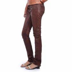 Womens Leather Pants - Ladies Leather Pants Latest Price ... 2708b1900c