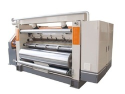 Corrugated Box Packaging Machine