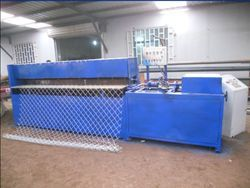 SSEW Semi Chain Link Fence Machine, 6 KW