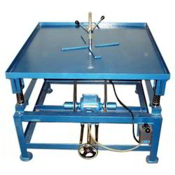 Vibrating Table Concrete Machine