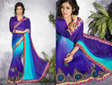 Designer Bridal Party Wear Saree