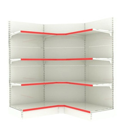 Supermarket Wall Racks