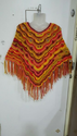 Hand Made Ladies Poncho