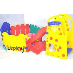 Kids Play Pen with Slide ( 2 in 1 )