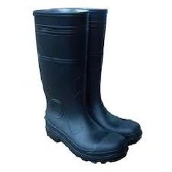 Black Safety Gumboot