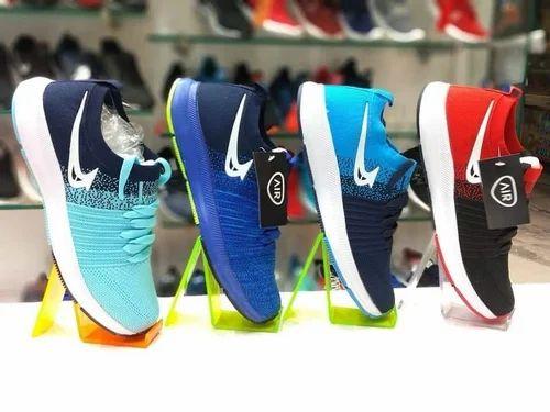 Nike 4 Colour Sport Shoes, Size: 6-10