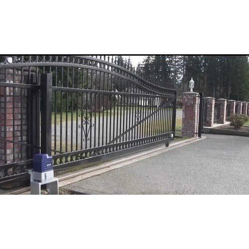Sliding Gates Automatic Sliding Gate Manufacturer From